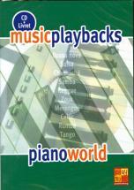 Piano World + Cd - Piano