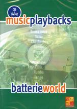 Batterie World + Cd - Batterie