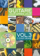 Desgranges Bruno - La Guitare Jour Apres Jour Vol.3 +cd
