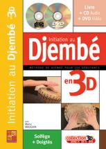 Maugain Manu - Initiation Au Djembé En 3d Cd + Dvd