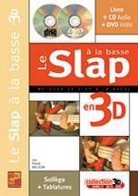 Nelson Franck - Le Slap A La Basse En 3d Cd + Dvd