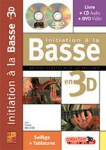 Nelson Franck - Initiation A La Basse En 3d Cd + Dvd