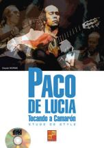 Worms Claude - Paco De Lucia + Cd - Guitare
