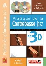 Beaujean Michel - Pratique De La Contrebasse Jazz En 3d Cd + Dvd