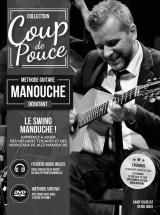 COUP DE POUCE GUITARE MANOUCHE DEBUTANT + DVD