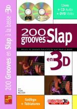 Nelson Franck - 200 Grooves En Slap En 3d Cd + Dvd