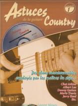 Roux/miqueu - Astuces De La Guitare Country Vol.1 + Cd