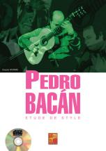 Worms Claude - Pedro Bacan, Etude De Style + Cd