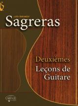 Sagreras J.s. - Deuxiemes Lecons De Guitare