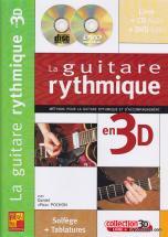 Pochon D. - La Guitare Rythmique En 3d Cd + Dvd