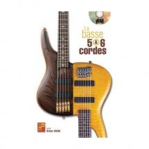 Tauzin B. - Basse 5 Et 6 Cordes + Cd