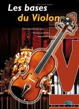 Galka Christine - Les Bases Du Violon + Cd