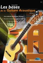 Wolf Georg - Les Bases De La Guitare Acoustique + Cd
