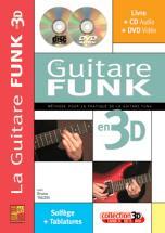Tauzin B. - La Guitare Funk En 3d + Cd + Dvd
