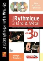 Labot Mathieu - Guitare Rythmique Hard Et Metal 3d + Cd + Dvd - Guitare
