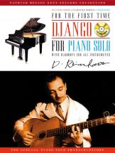 Reinhardt D. - Django For Solo Piano + Cd