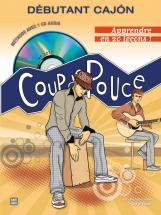 Roux & Menasse -  Debutant Cajon + Cd