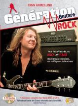 Armellino Yann - Generation Guitare Rock - Guitare