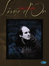 Ferre Leo - Livre D'or - Piano, Chant