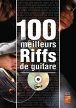 Tauzin Bruno - Les 100 Meilleurs Riffs De Guitare + Cd