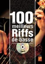 Tauzin Bruno - Les 100 Meilleurs Riffs De Basse + Cd