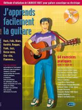 Huet Laurent - J'apprends Facilement La Guitare + Cd