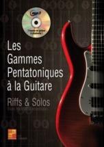 Lemaire Eric - Les Gammes Pentatoniques A La Guitare + Cd
