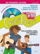 Le P'tit Coup de pouce + Cd - Guitare
