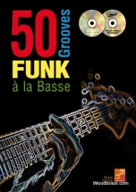 Tauzin B. - 50 Grooves Funk A La Basse + Cd