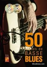 Tauzin B. - 50 Lignes De Basse Blues + Cd