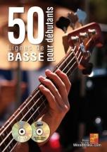 Tauzin B. - 50 Lignes De Basse Pour Debutants + Cd