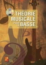Tauzin Bruno - Theorie Musicale Pour La Basse + Cd