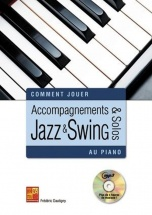 Dautigny F. - Accompagnements Et Solos Jazz Et Swing Au Piano + Cd