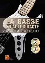 Tauzin Bruno - La Basse En Autodidacte - Niveau Debutant + Cd