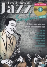 Roux/audoux - Les Tubes Du Jazz Vol.1 + Cd - Sax Alto and Tenor