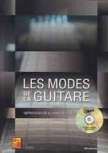Lemaire Eric - Les Modes De La Guitare + Cd