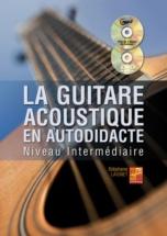 Laisnet S. - La Guitare Acoustique En Autodidacte Niveau Intermediaire + Cd + Dvd