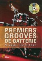 Thievon Eric - Premiers Grooves De Batterie + Cd