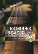 Tauzin Bruno - Les Modes Pour La Basse + Cd