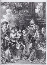 Boisvallee F. (de) - 1ere Sonate - Flute Et Piano