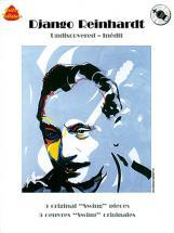 Reinhardt Django - Undiscovered + Cd - Guitare Tab