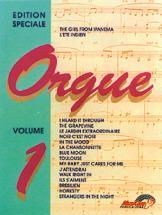 ORGUE Orgue : Livres de partitions de musique