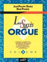 Delrieu J.p. , Pinardel M. - Succes Pour Orgue V.2 - Orgue