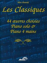 Pinardel Marc - Les Classiques - Piano