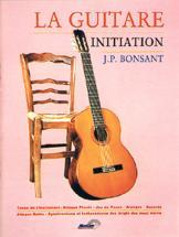 Bonsant J.p. - Guitare Initiation - Guitare