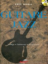 Boell Eric - Guitare Jazz + Cd