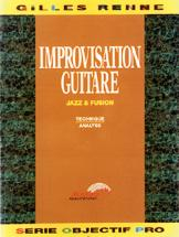 Renne Gilles - Improvisation Guitare Jazz, Fusion