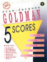 Goldman J.j - 5 Scores Vol. 2