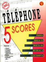 Telephone - 5 Scores Vol. 2