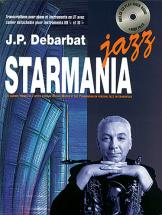 Debarbat J.p. - Starmania Jazz + Cd  - Saxophone Mib, Sib